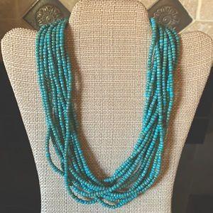 Gorgeous Vintage Turquoise Necklace
